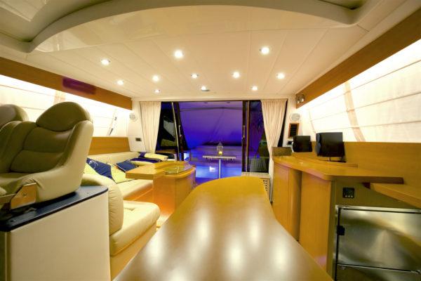 Lilluminazione a bordo è made in italy light engineering design